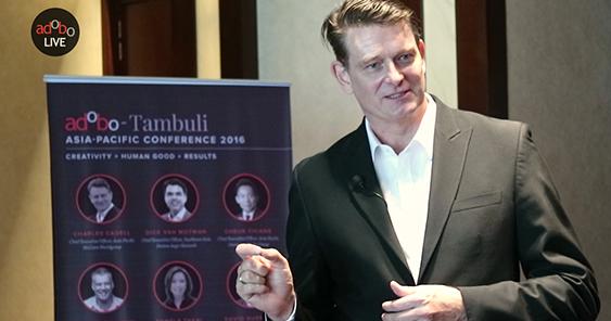 Asia-Pacific Tambuli Jury Presidents David Guerrero, Charles Cadell on top award winners