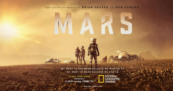 FOX Networks Group's National Geographic Channel  Creates an Interactive 'Life on Mars' experience in the Philippines