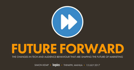 Connected tech, decisionless shopping, and blockchains — reshaping the future of marketing according to Kepios' and We Are Social's Simon Kemp