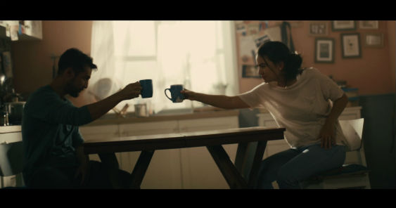 Campaign Spotlight: Directors Think Tank Sling & Rajay make a moving film about a moving house