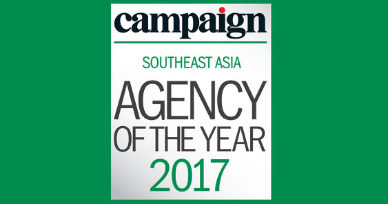 TBWASantiago Mangada Puno's Melvin Mangada, IXM's Jasper Ilagan, IXM, DDB Group Philippines win at Campaign SEA AOY Awards 2017, PH country winners also announced
