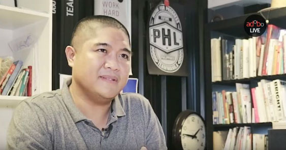 adobo LIVE! Jowee Alviar, Co-founder and Creative Director of TeamManila Lifesyle, on his collection of Philippine design samples and sharing them with future generations