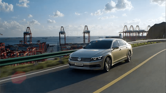 SAIC Shanghai Volkswagen campaign by Saatchi & Saatchi puts out a story to match China's own impressive growth