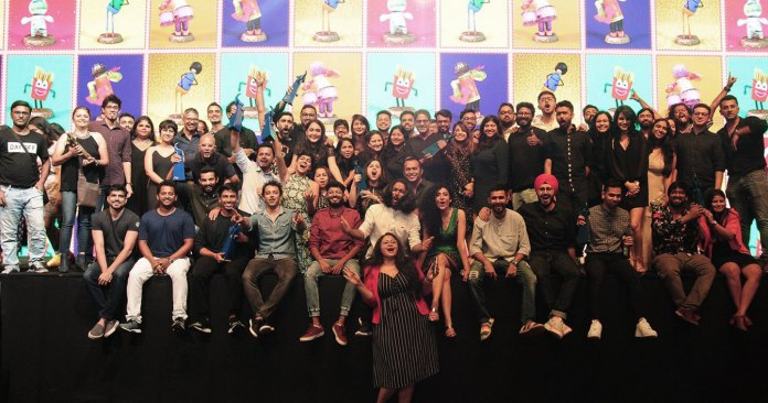 Brand & Business: DDB Mudra Group Dominated and Brought Home 18 Elephants from the Kyoorius Creative Awards Night in Mumbai