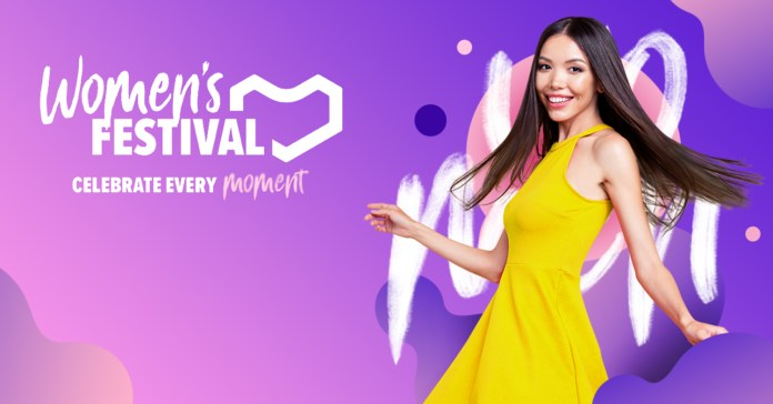 Events: Lazada Philippines Launches Its 2nd Women's Festival to Capture the Millions of Desires of All Kinds of Women