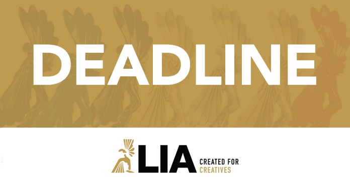 """LIA 2019: Last Chance to Join This Year's Global Festival """"Created for Creatives"""" at the London International Awards"""