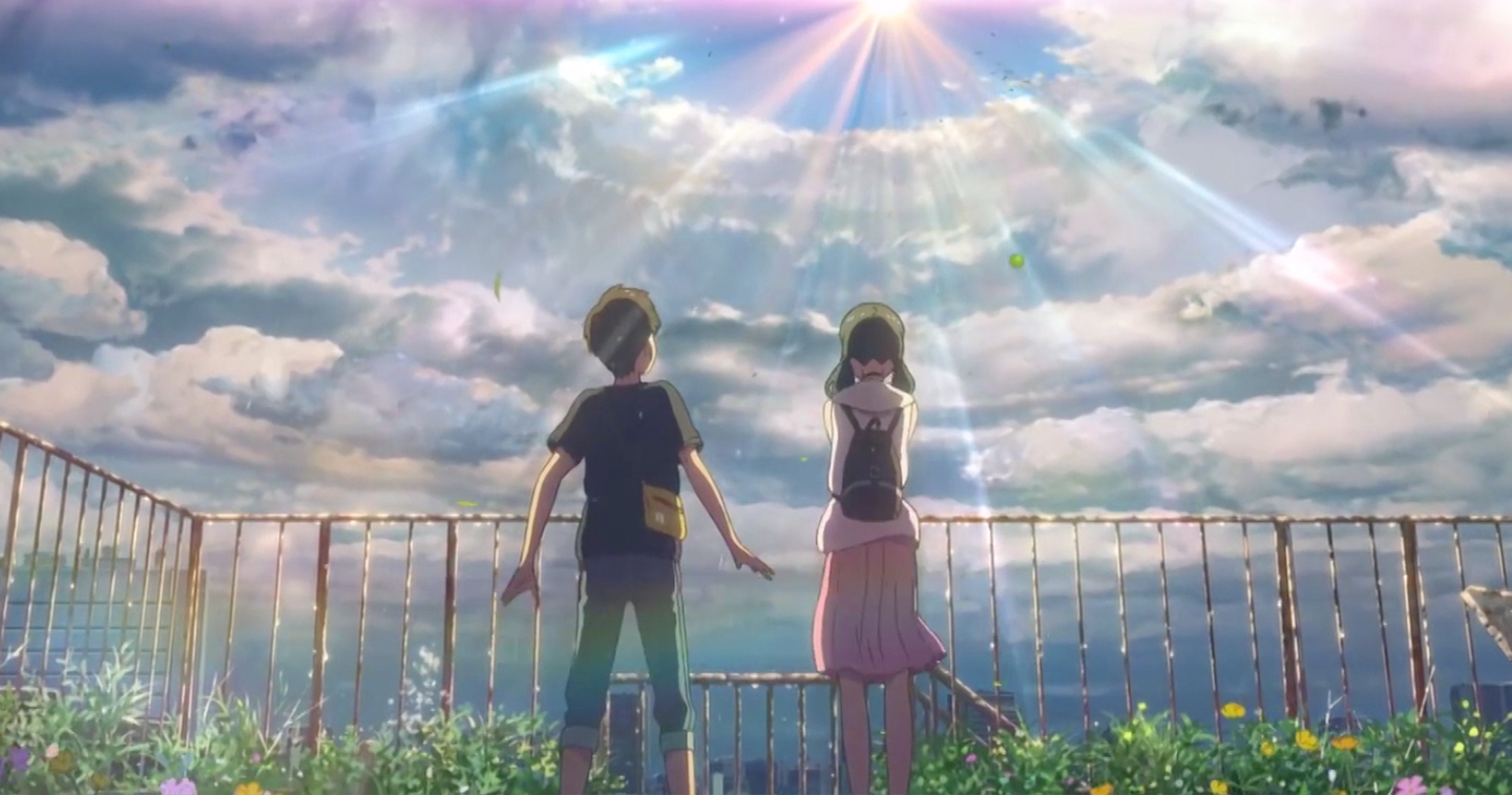 Film Director Makoto Shinkai Does It Again With The Stunning Weathering With You Adobo Magazine Online