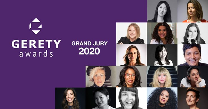 Gerety 2020: First Batch of the All-Female Judging Panel for Next Year's Gerety Awards Revealed – 21 Top Global Creatives Included