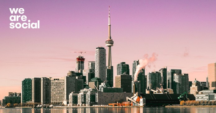 Brand & Business: We Are Social Announces the Opening of its Office in Canada, Growing its Global Network Even Further