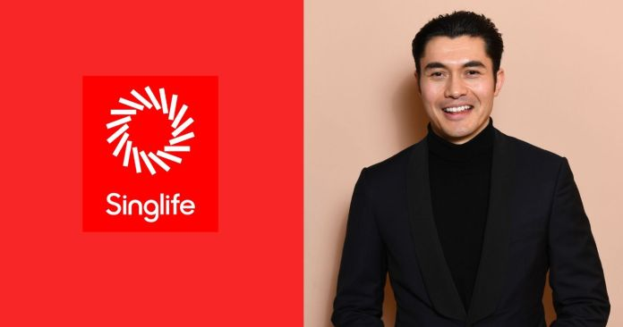 """Brand & Business: """"Crazy Rich Asians"""" Lead Henry Golding Marks Homecoming to Singapore as Singlife Brand Ambassador"""