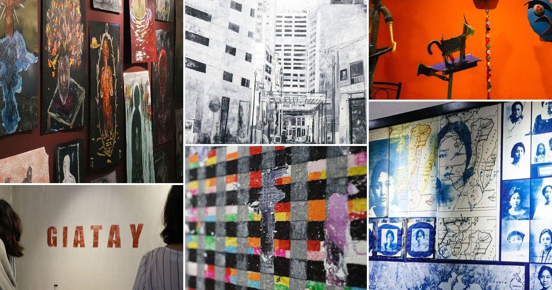 Arts Long Overdue Visayan Art Takes The Spotlight In This Year S Art Fair Ph Adobo Magazine Online