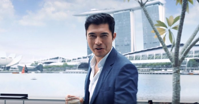 Campaign Spotlight: Henry Golding Stars in His First Video Commercial in Singapore Since Crazy Rich Asians Success