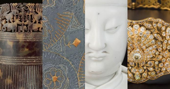 Art & Culture: The Exquisite Craftsmanship of The Asian Civilisations Museum's new floor of Materials and Design