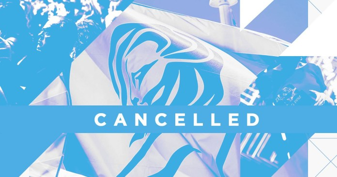 Cannes Lions 2020: The Festival and Awards announces Cancellation as the impact from COVID-19 continues
