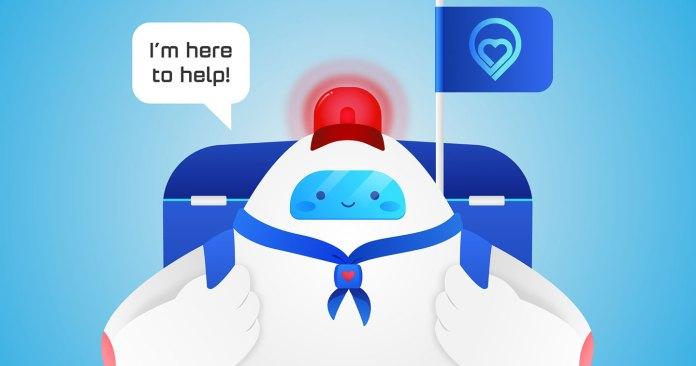 Digital: DUDE the chatbot, Globe Telecom's Internal Health Monitor for 8,000 Employees' while on Enhanced Quarantine