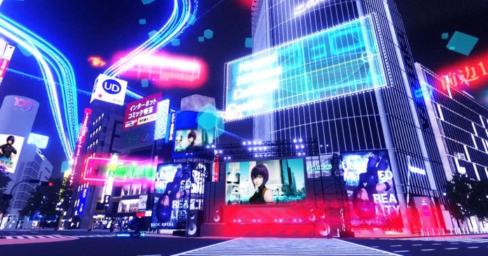 Campaign Spotlight: Geometry Ogilvy Japan creates mixed reality experience based on Netflix's Ghost in the Shell: SAC_2045, with with KDDI au 5G