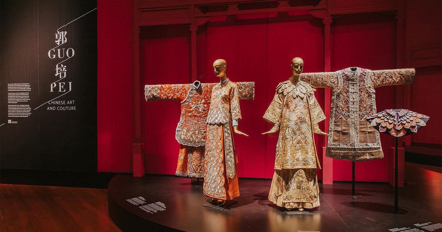 Awards: The Asian Civilisations Museum recognized for fashion exhibition  highlighting Chinese art and couture - adobo Magazine Online