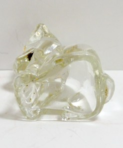 5 Federal Glass Mopey Dog Random- Dog's Tale Collectibles