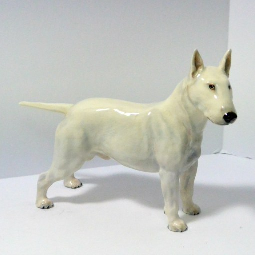 Rare Royal Doulton Bull Terrier Dog Side11- Dog's Tale Collectibles