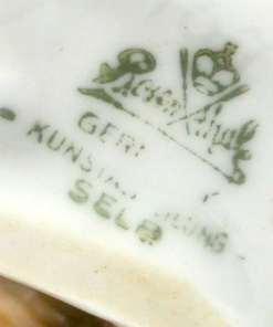 Porcelain Irish Setter