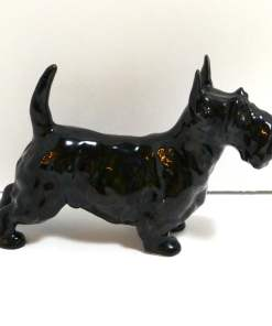 porcelain scottish terrier