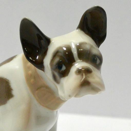 Art Deco Rosenthal French Bulldog