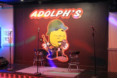 Adolph's Stage