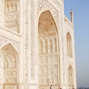 Mausoleum of Taj Mahal photo