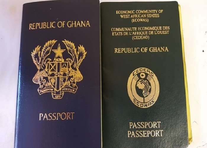The Ministry of Foreign Affairs and Regional Integration says manual passport application will cease from the March 1 this year.