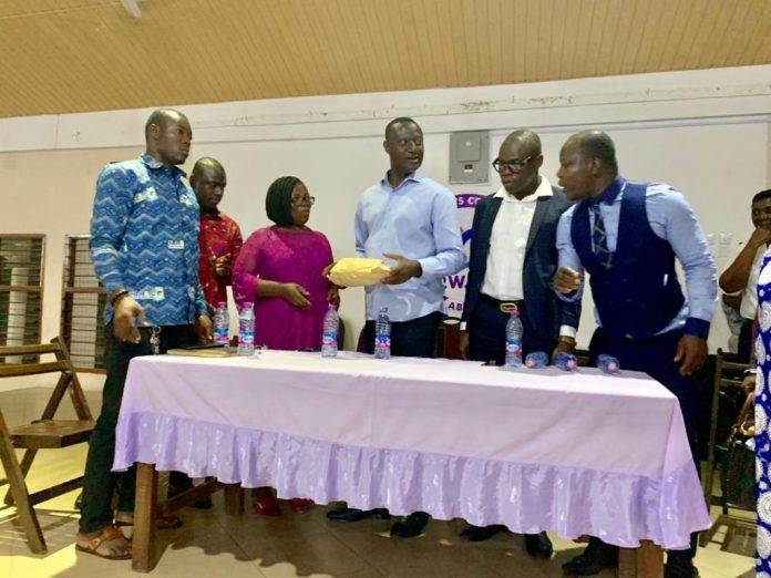 NPP donates GHC20,000.00 to student diagnosed with severe brain tumour 1