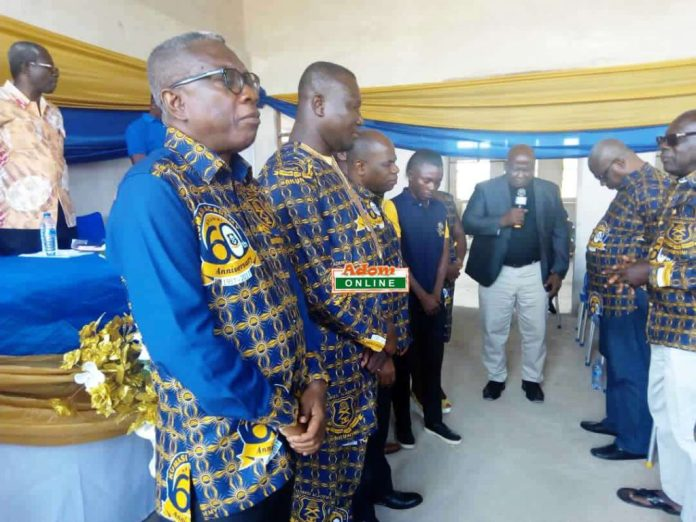 Photos: Kumasi Academy holds memorial service for departed students 1