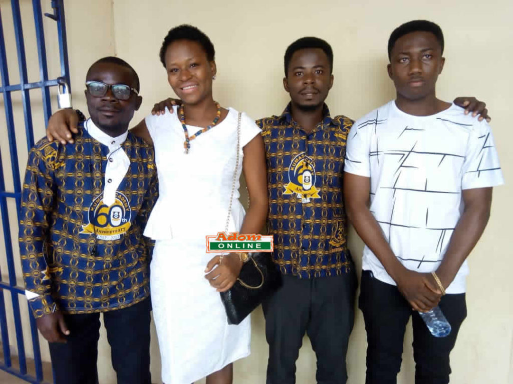 Photos: Kumasi Academy holds memorial service for departed students 3