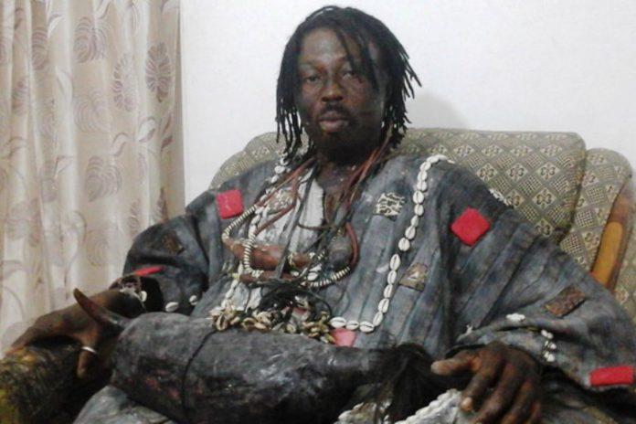 Kwaku Bonsam's killer reply to Prophet Kumchacha 4