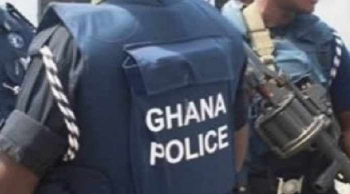 Police officer arrested for shooting into crowd on Accra-Tema Motorway 4