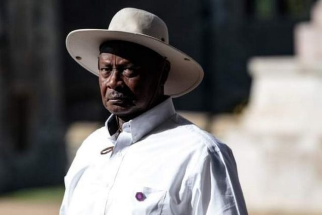 Uganda's President Yoweri Museveni, seen in this photo in 2018, has been in office since 1986