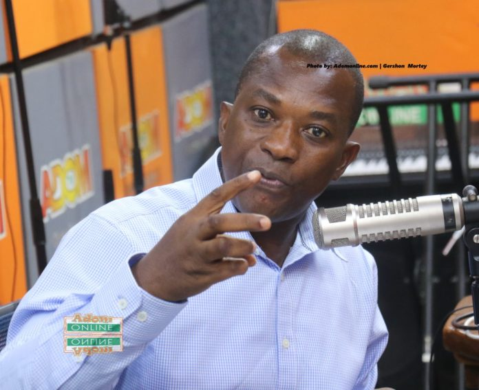 National Democratic Congress' (NDC) Greater Accra Regional Secretary, Theophilus Tetteh-Chaie
