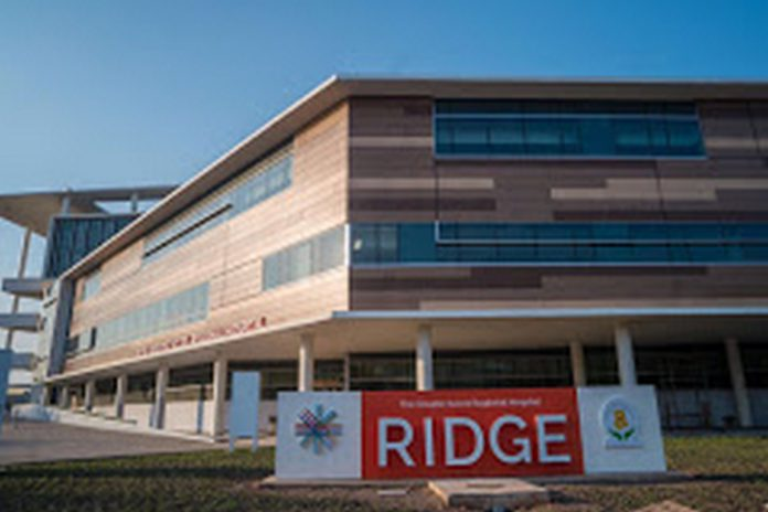 Two Staff From Ridge Hospital Suspended For Selling PPEs