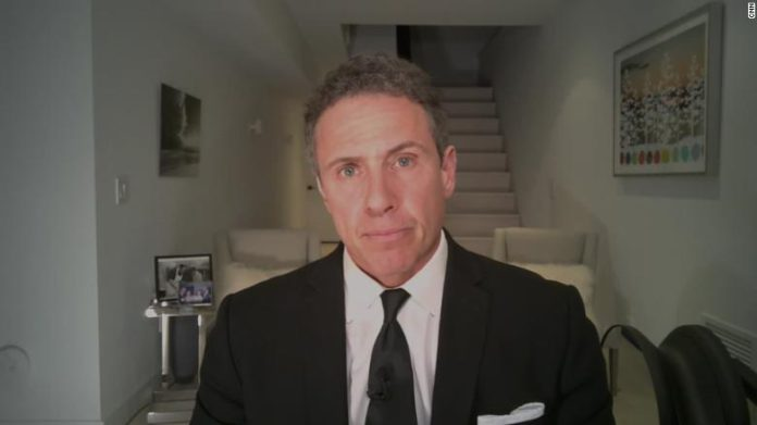 CNN anchor Chris Cuomo said Tuesday that he has been diagnosed with Covid-19. He is feeling well, and will continue to anchor his 9: p.m. program 'Cuomo Prime Time' from his home.