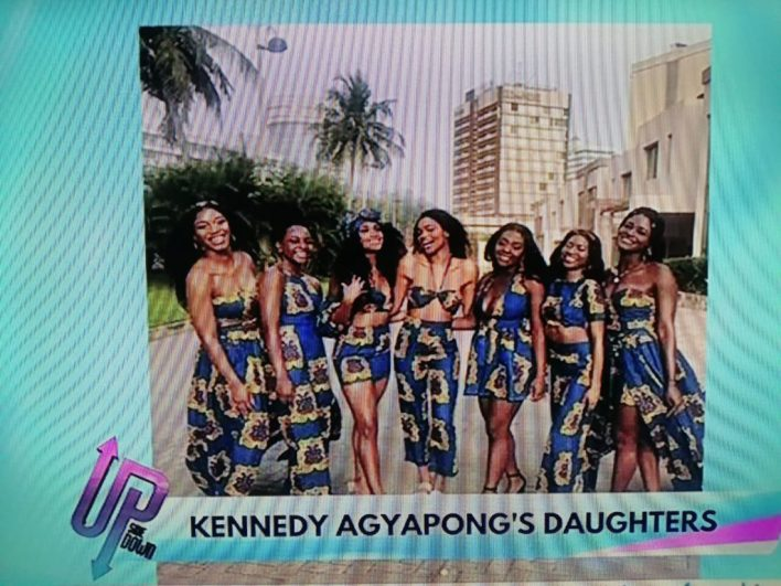 kennedy agyapong's daughters