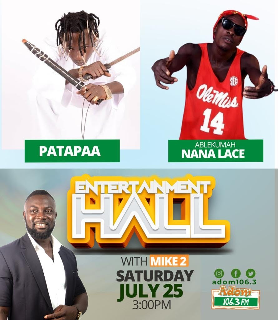 """""""I can't be on the same interview with Ablekuma Nana Lace, he is way below my level"""" – Pataapa turns down a radio invite 1"""