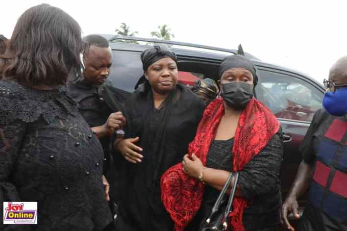 First Photos from murdered Mfantseman MP's one-week commemoration 13