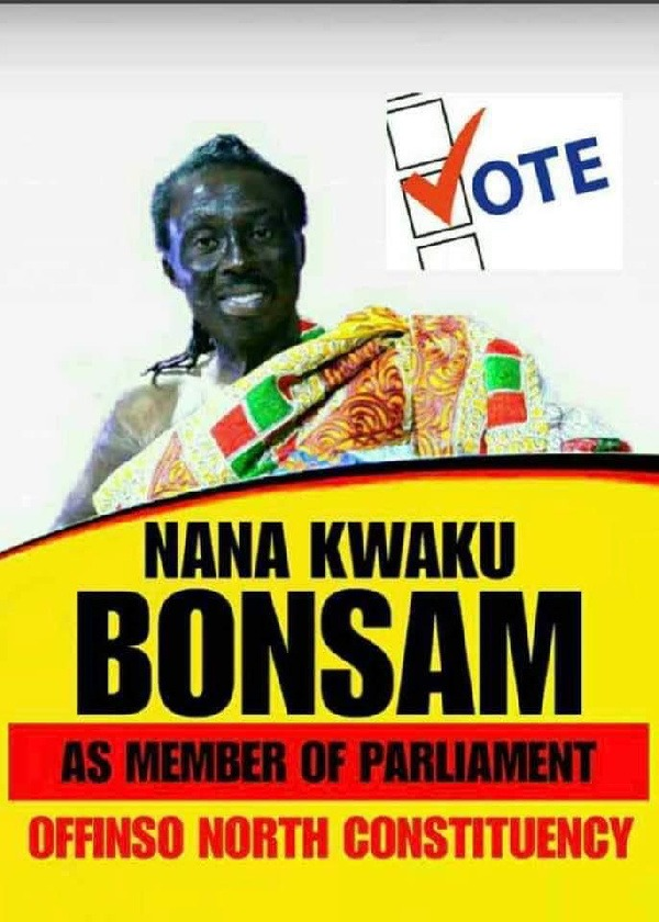I will use my gods to become first Rastaman in parliament – Kwaku Bonsam 2
