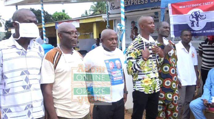 NDC chairman, 99 executives defect to NPP [Photos] 2