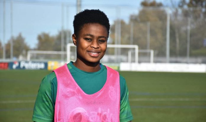 Being a lesbian is a choice, says Black Queens striker Priscilla Adubea 4