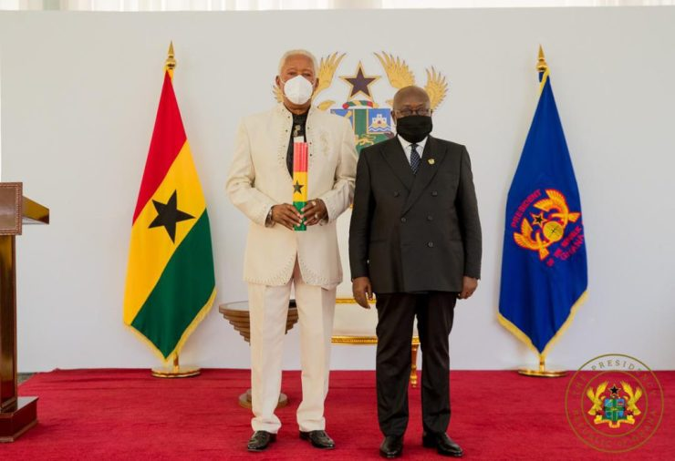What Akufo-Addo demands of the newly constituted Council of State 9