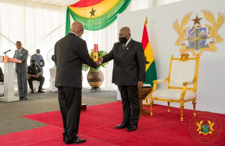What Akufo-Addo demands of the newly constituted Council of State 10