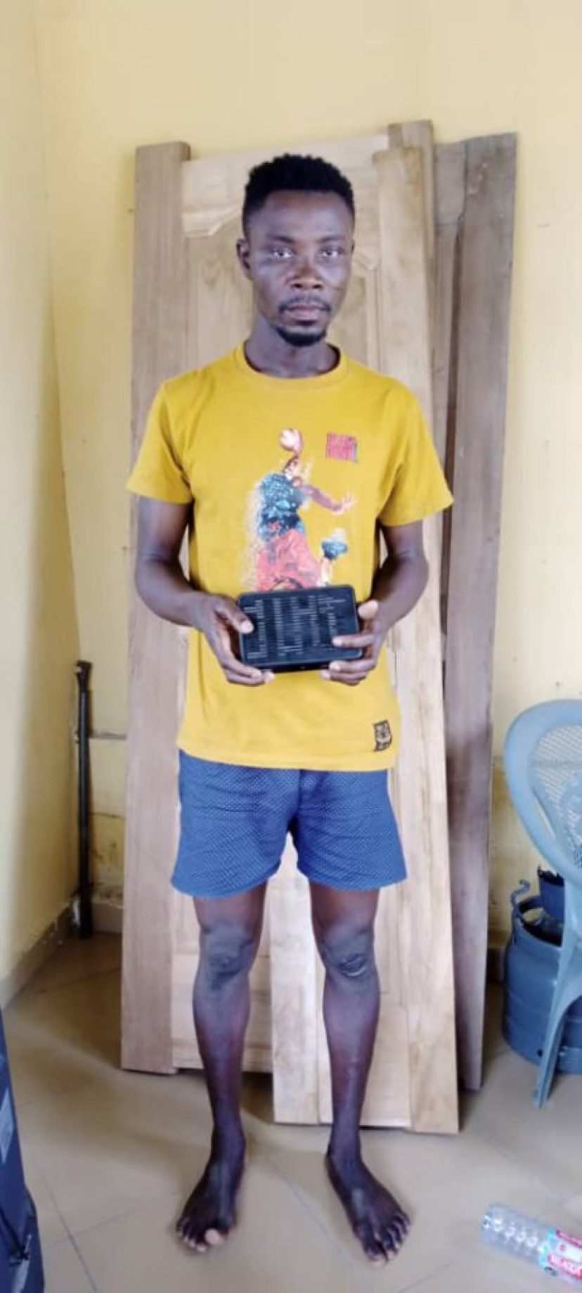 Armed robbers jailed for raping 4-month-old pregnant woman [Photos] 2