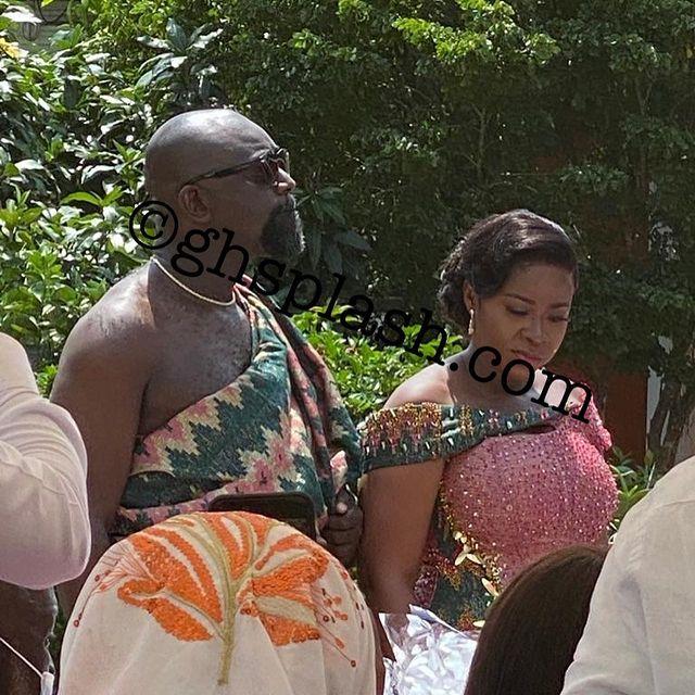 Kumawood actress, Portia Asare, remarries