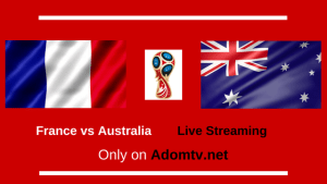 France vs Australia Live Streaming