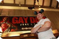 mickey gay day